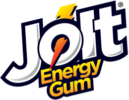 Jolt Energy Gum, stay alert and have fun